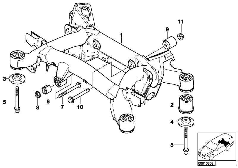 Sechskantschraube mit Scheibe M14X110-10.9 1er 3er 5er 6er 7er X1 X5 Z8 MINI  (33176760342)
