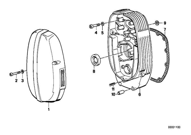Zylinderschraube M6X45            (46612322495)