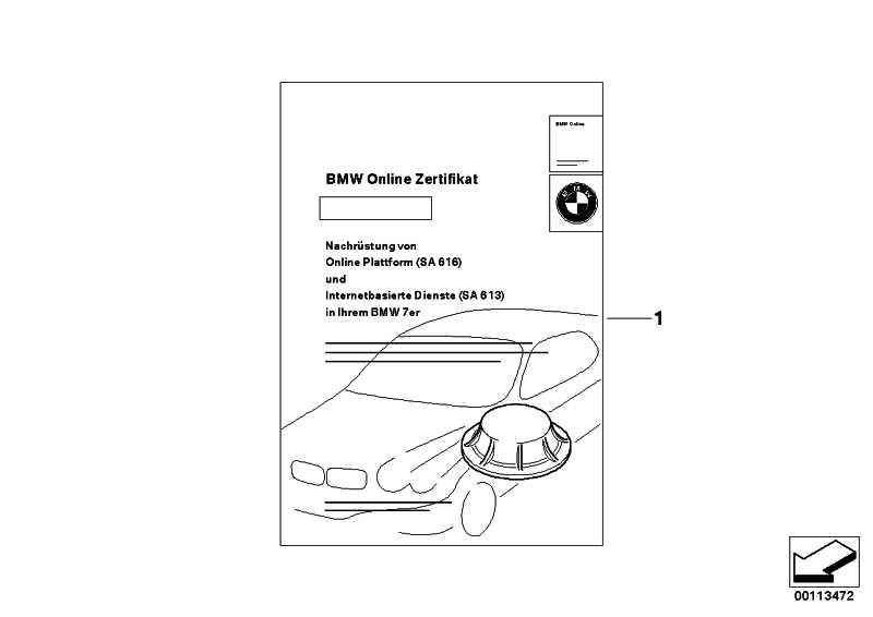Freischaltung BMW Online  5er 6er 7er 3er 1er  (01390149158)