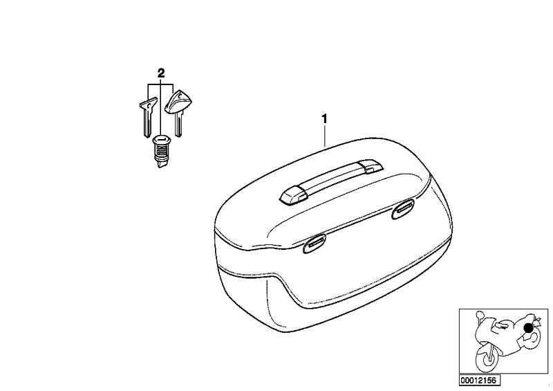 Schloessersatz Koffer   (51257660860)