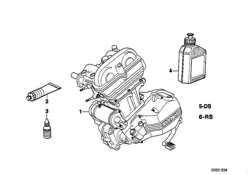 Reparatursatz Inspektion F650GS/GS-DAKAR  (11117658311)
