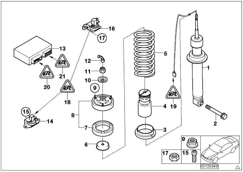 Universal-Buchsengehäuse uncodiert 18 POL.         1er 3er 5er 6er 7er X1 X3 X5 X6 Z3 Z4 Z8 MINI  (61138364666)