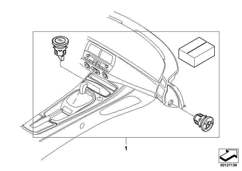 Nachrüstkabel Deaktivi. Beifahrerairbag  Z4  (61120409905)