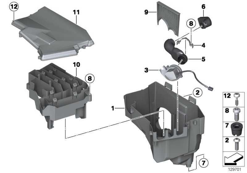 Kunststoffschraube 6,0X16-Z2       3er 5er 6er 7er X3 Z4  (12907569973)