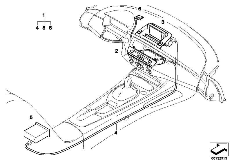 Navigationsrechner  3er X3 Z4 MINI  (65909176685)