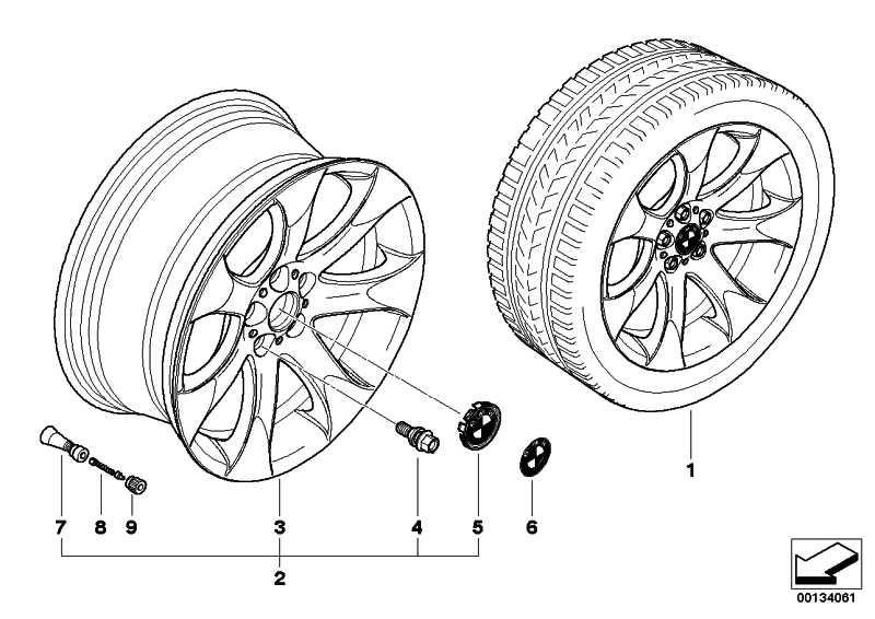 Nachrüstsatz Radlaufverbreiterung  X5  (51710149189)