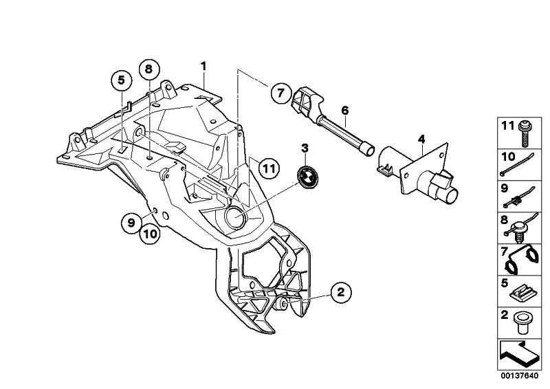 Schliesszylinder nach Fahrgestellnummer   (51257681200)