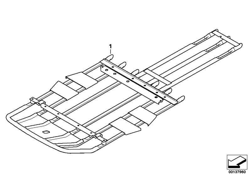 Unterfahrschutz vorne  X3  (51130397270)