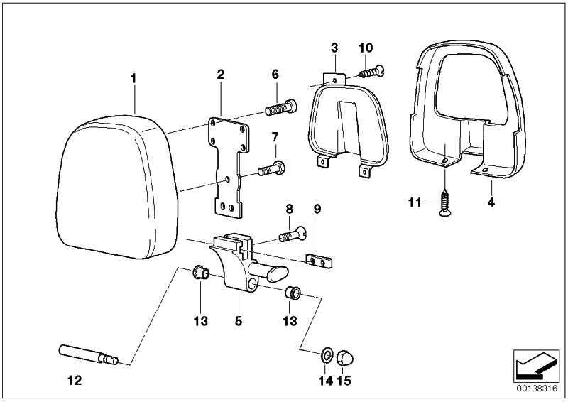 Sitzkissen Leder MARINEBLAU       (52512328580)