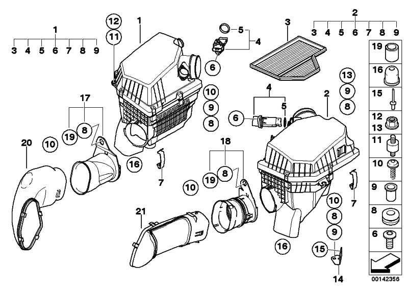 Schraube Innentorx  1er 3er 5er 6er 7er X1 X3 X5 X6 Z4  (13627531817)