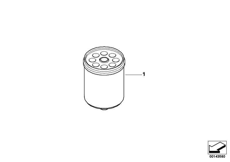 Ölfilter   (11427673541)