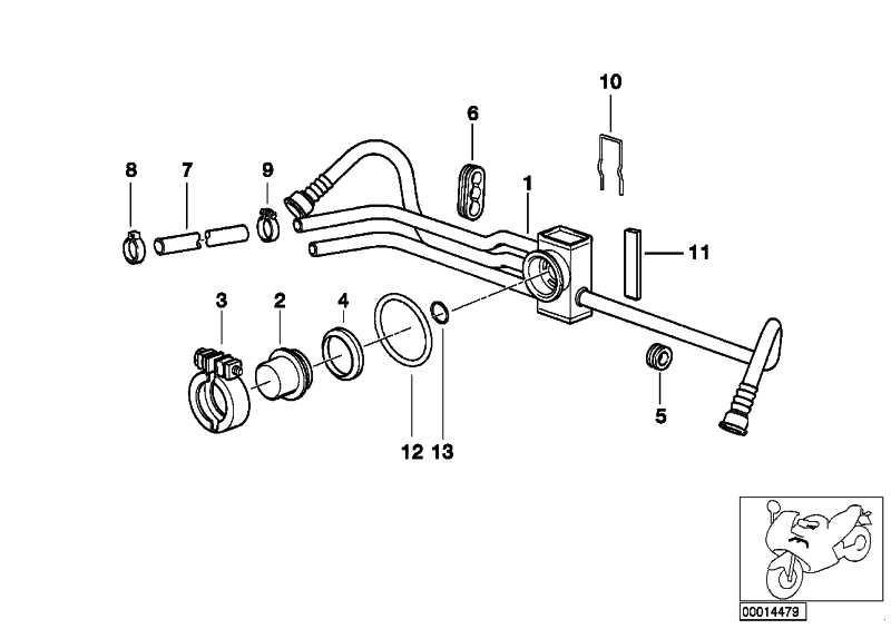 Kraftstoffverteiler  259 259R  (13537664855)