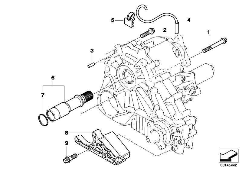 Schwingungstilger  X3  (27103417463)