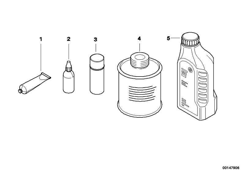 Hydrauliköl LS 250ML  (83192150020)