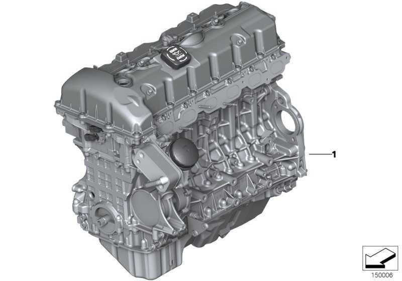 Austausch Triebwerk N55B30A 5er  (11002161560)