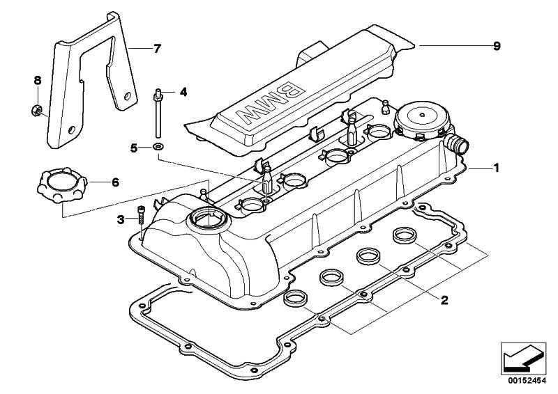 ISA-Schraube mit Scheibe M6X20           3er  (11127565288)
