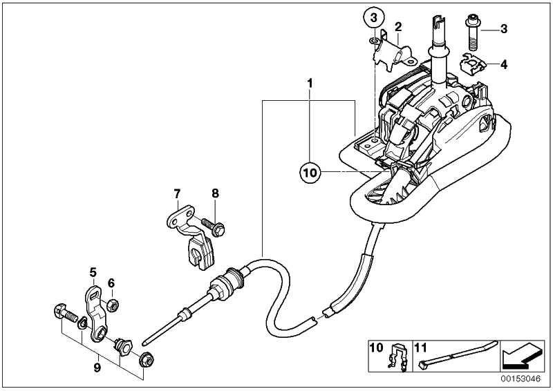 Schaltung Steptronic  5er 6er  (25167522144)