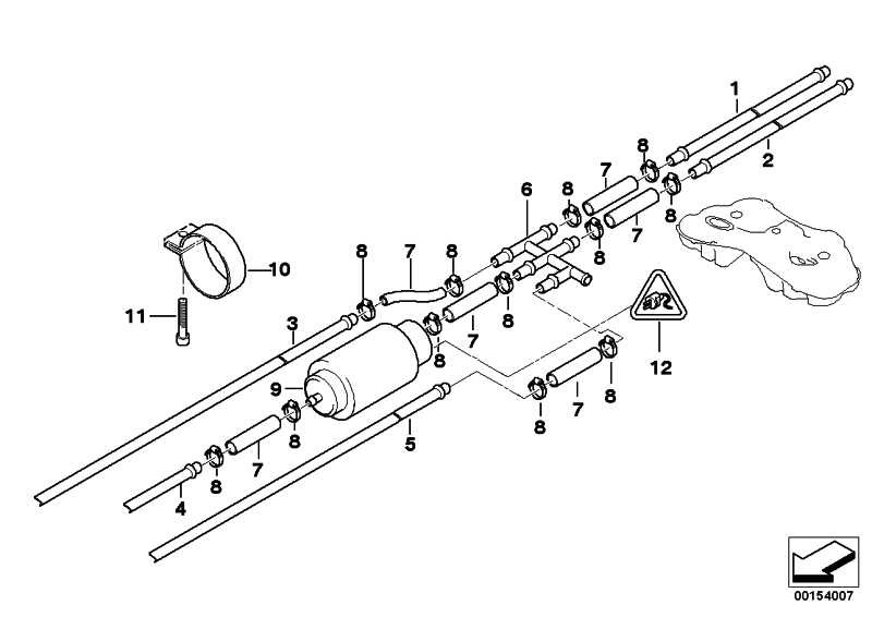 Dieselpumpe  5er 7er X5  (16126756157)