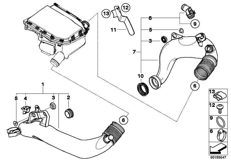 Buchse mit Schraube M6X22           1er 3er Z4  (13717568027)
