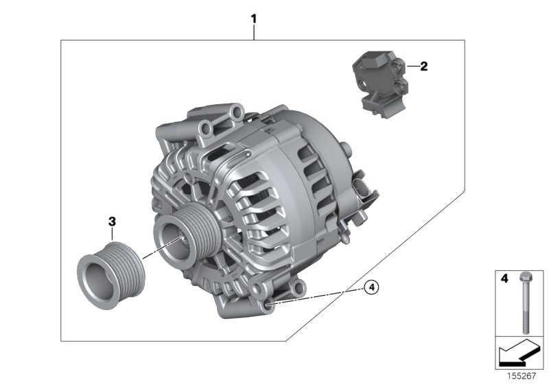Regler 220A / VALEO    X5 X6  (12317603775)