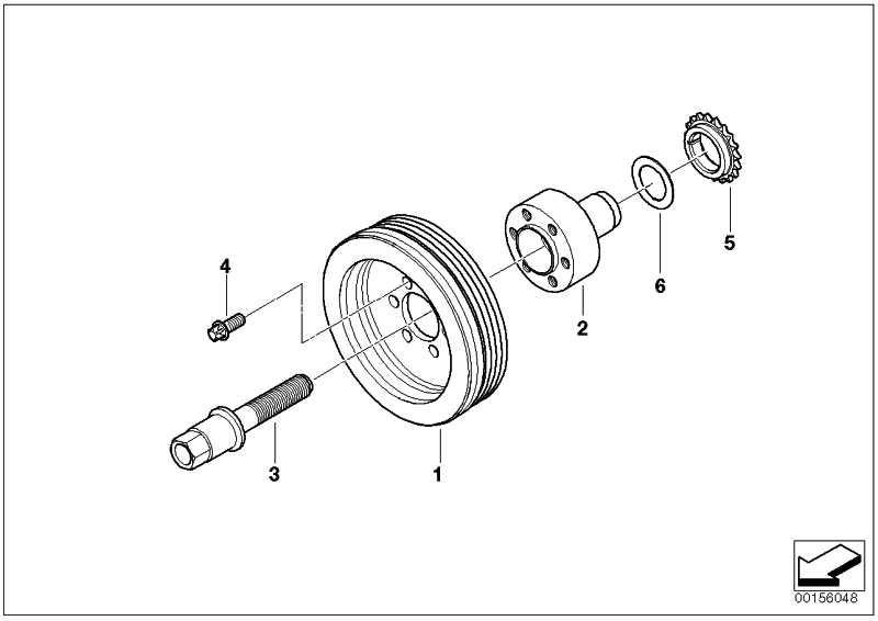 ASA-Schraube M8X16           1er 3er 5er 6er 7er X1 X3 X5 X6 Z4  (11237564511)