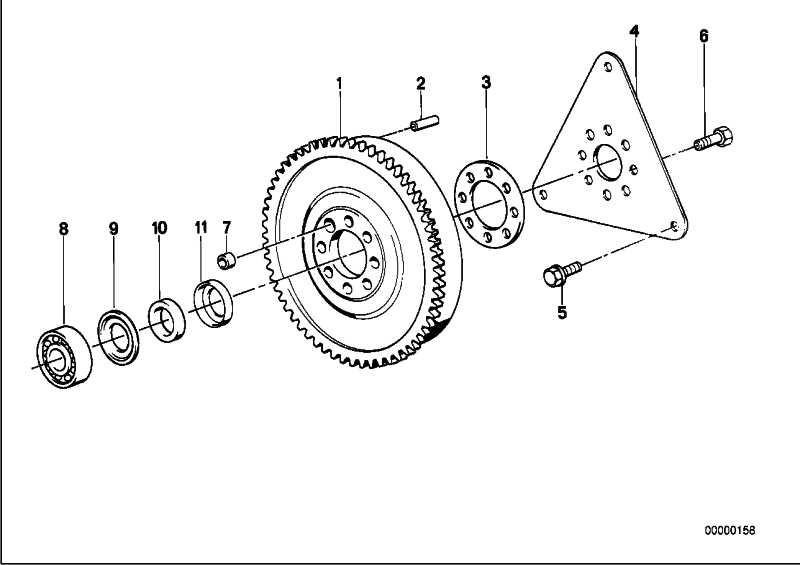 Sechskantschraube M12X1,5X45      5er  (21212227106)