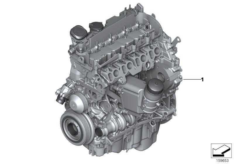 Austausch Triebwerk N47D20C         5er  (11002184390)