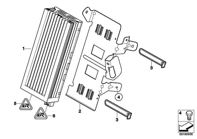 Verstärker Top-Hifi-System  1er 3er 5er 6er  (65129181743)