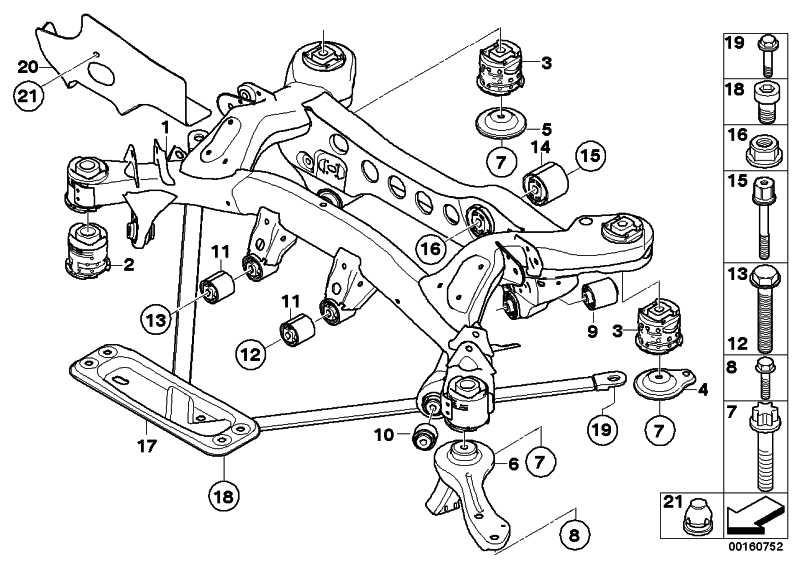 Torxschraube mit Bund  M12X110-10.9   1er 3er X1  (33306793892)