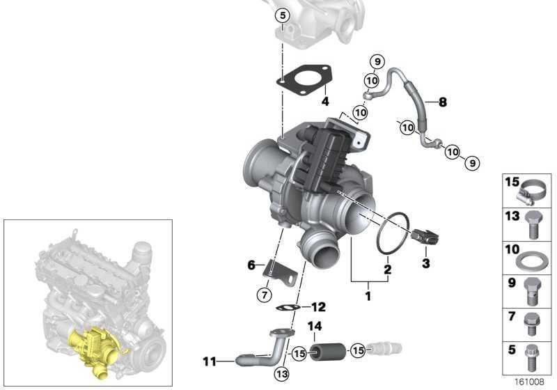 Austausch Turbolader  1er 2er 3er 4er X1  (11658518205)