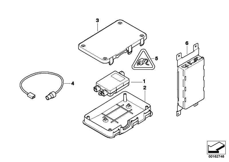 Schutzdose USB-Hub  1er 3er X1 Z4  (84109125680)