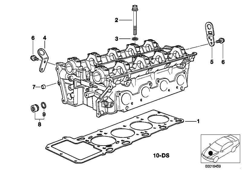 Sechskantschraube mit Scheibe M8X20-Z1-ZNS    3er 5er 7er X3 X5 Z3 Z4 Z8  (07119900259)