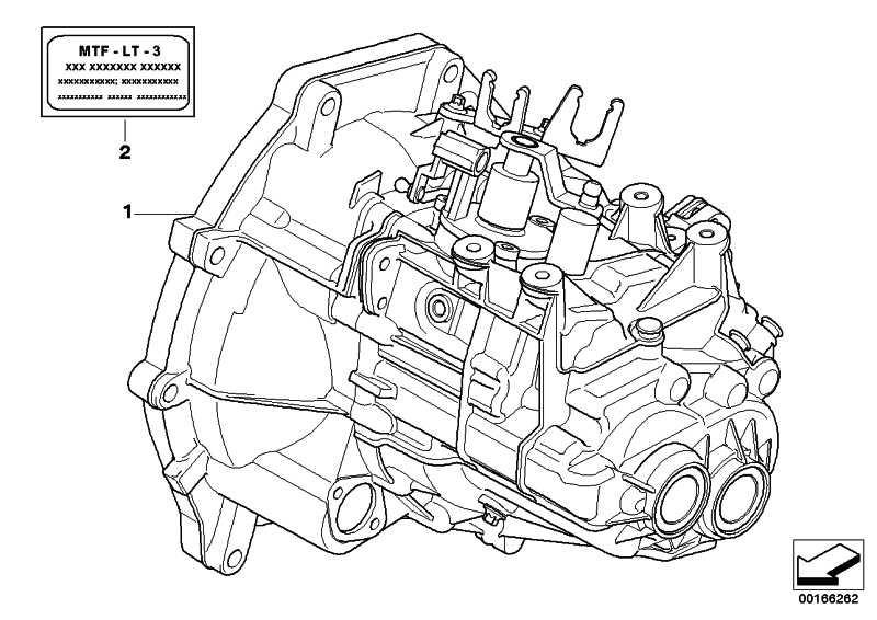 Austausch 5 Gang Getriebe GS5-52BG - TBHA MINI  (23007533349)