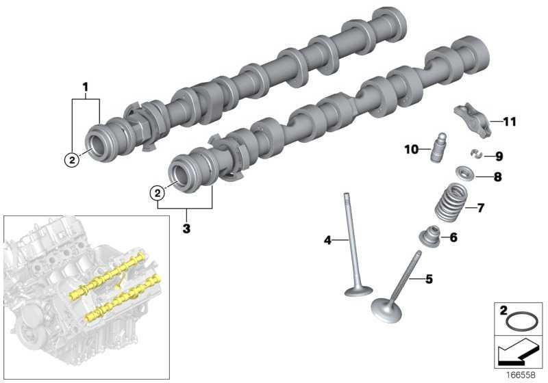 Reparatursatz Ventilschaftabdichtung  5er 6er 7er X5 X6  (11340039494)