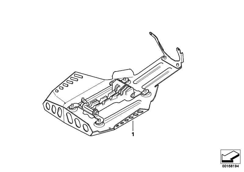 Motorschutz Aluminium gross   (77147724326)