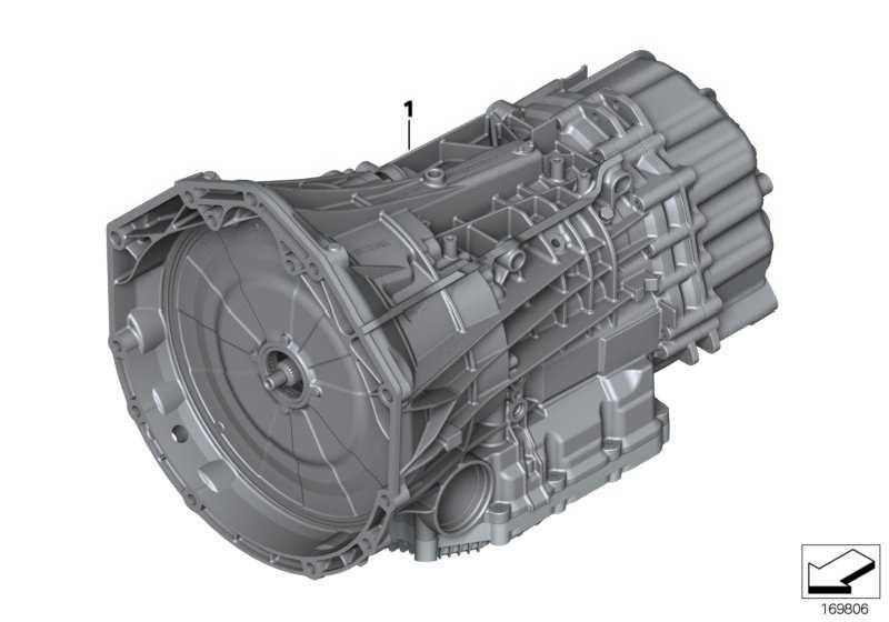 Austausch Doppelkupplungsgetriebe GS7D36SG        3er  (28007842585)