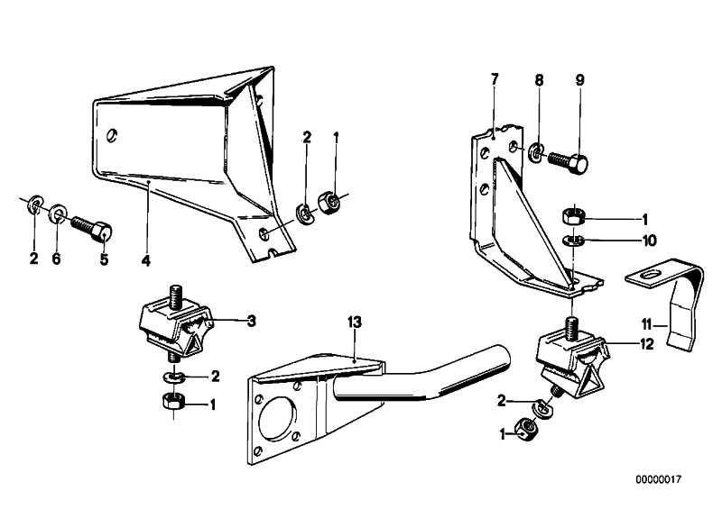 Sechskantschraube M8X20-ZNNIV SI  3er 5er 6er 7er 8er M1 X3 X5 Z1 Z3 Z4 Z8  (07119903039)