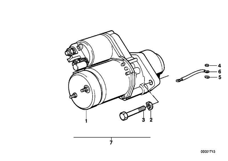 Batteriekabel plus  R A10B08   (61121243473)