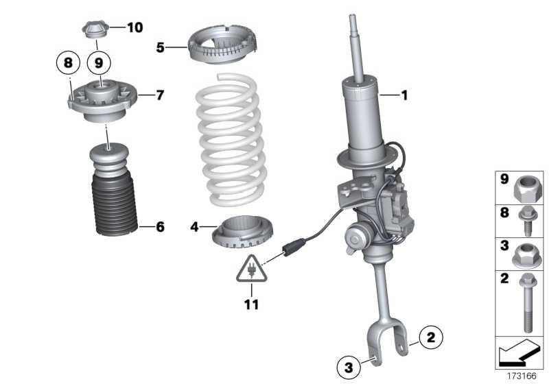Schraube selbstschneidend M8X30-10.9 ZNS3 5er 6er 7er  (31306795151)