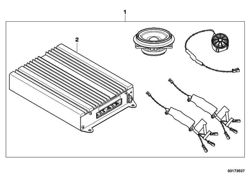 Audio-Verstärker  1er 3er  (65410445683)