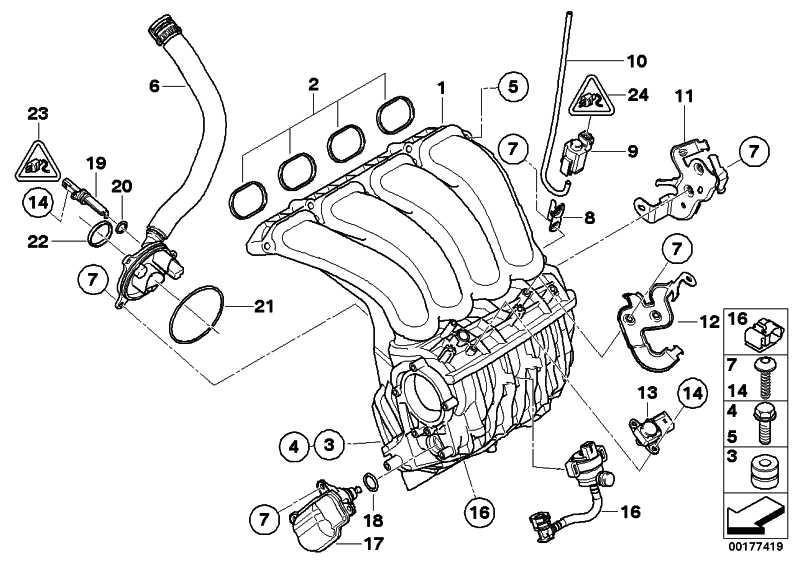 Stellmotor  1er 3er 5er  (11617546982)