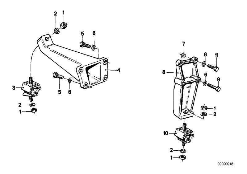 Sechskantschraube M8X40-ZNNIV SI   3er 5er 6er 7er 8er M1 X3 X5 Z3  (07119905549)