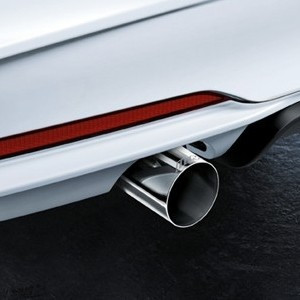 BMW M Performance Schalldämpfer 2er F22 F23 M235i Coupé (mit M Performance Aerodynamik-Paket)