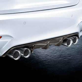 BMW M Performance Schalldämpfer M3 F80 M4 F82 F83