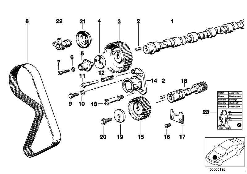 Torxschraube M10X35          3er 5er Z1  (11311715412)