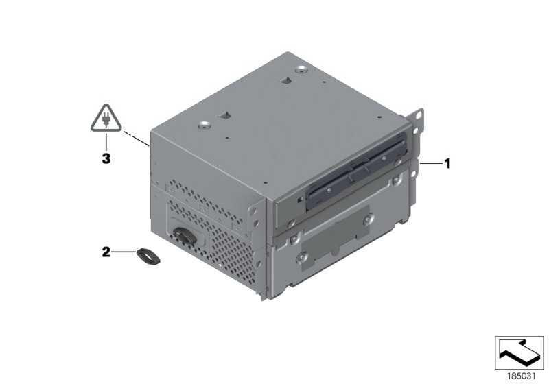 Austausch CIC ECE             5er 6er 7er  (65129199602)