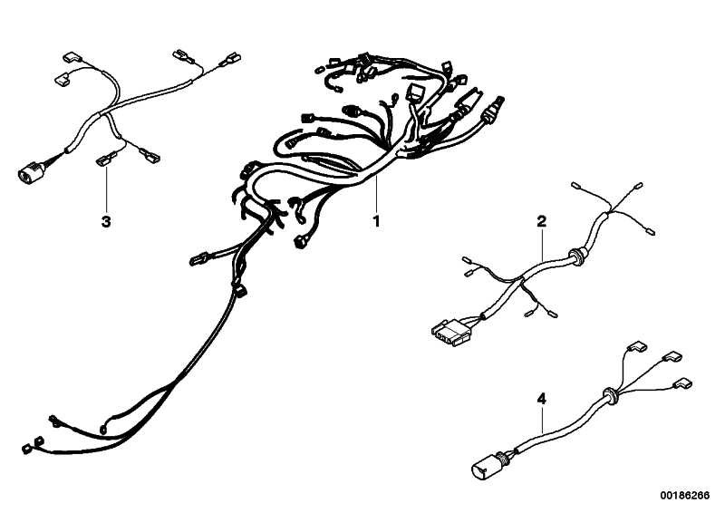 Adapterleitung US               (61127721721)