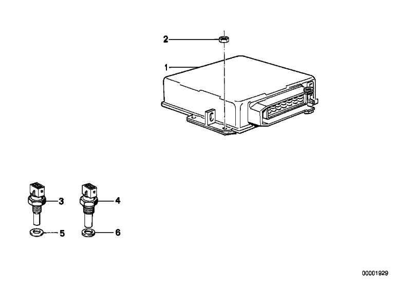 Blechschraube ST6,3X16-ZNS3   1er 3er 5er 6er X1  (07119905017)