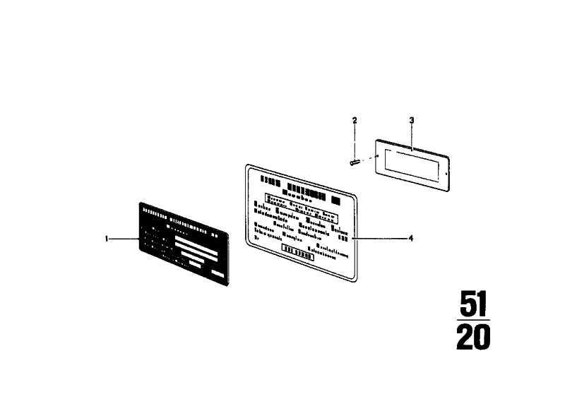 Hinweisschild SICHERUNGEN      5er  (51141831599)