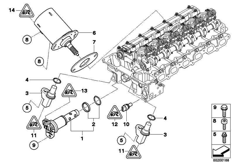 Stellmotor  1er 3er 5er 6er 7er X1 X3 X5 Z4  (11377548388)